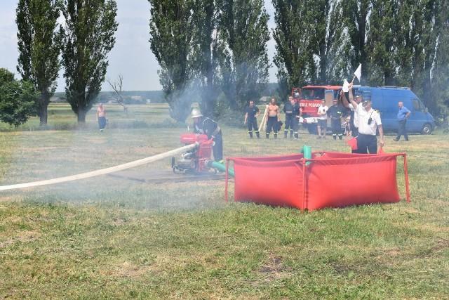 Strażacy ochotnicy rywalizowali w Parzymiechach. Kto był najlepszy?