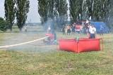Strażacy ochotnicy rywalizowali na zawodach pożarniczych w Parzymiechach. Kto był najlepszy?