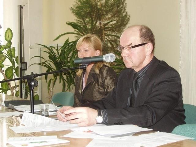 W nowej radzi powiatu znów zasiądą Alicja Rysiejko i Kazimierz Łabiniec.