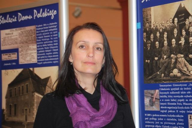 Kamila Czechowska, dyrektor muzeum, jest pomysłodawcą projektu. Napisała też scenariusz