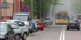 Niebezpiecznie na ul. Chałubińskiego w Koszalinie