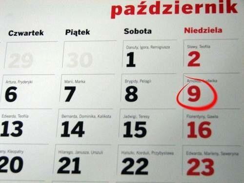 Wybory parlamentarne już 9 października