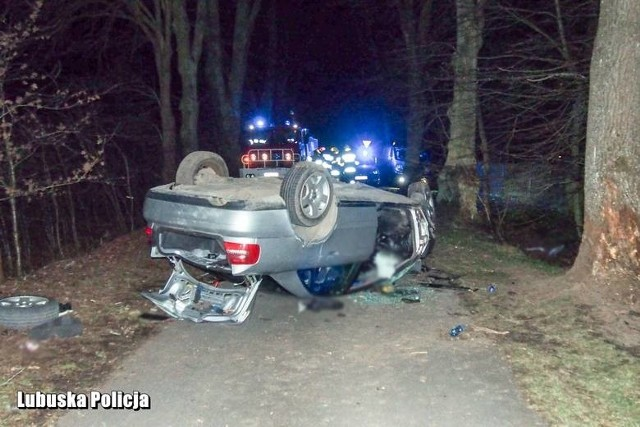 W wypadku koło Rusocic zginęła jedna osoba. Kierowca audi A4 był pijany oraz pod wpływem narkotyków.
