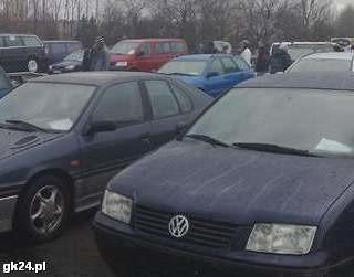 Na koszalińskiej giełdzie wybór aut jest jak zawsze bardzo duży.