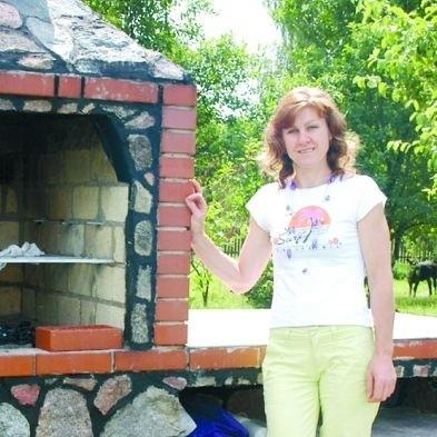 - Skoro już osiągnęłam małą stabilizację, pora by pomóc mniej zaradnym - mówi Maria Brzostowska