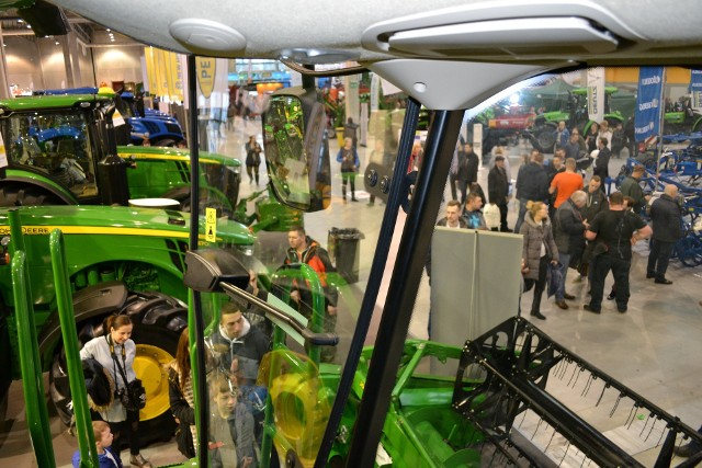 Późną jesienią rolnicy będą mieli okazję do uczestnictwa w targach, których nie było dotąd w wystawowym w kalendarzu