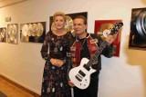 Andrzej Nowak, założyciel grup TSA i Złe Psy, przekazał na licytacje dwie gitary. Rekord: biała gitara wylicytowana za 66 tys. złotych!
