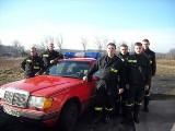 Julcię znaleźli strażacy ale to czarny kundelek jest bohaterem