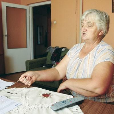 – Dziękuję za zdemaskowanie oszustwa. Mogę już wrócić do TP – mówi Danuta Klimaszewska z Zaczerlan.