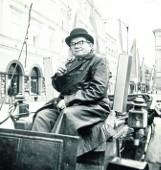 Niegdyś w Krakowie było jak w Wiedniu. Szaleńcze jazdy za rogatki. Jednokonna dorożka bardziej się kalkulowała