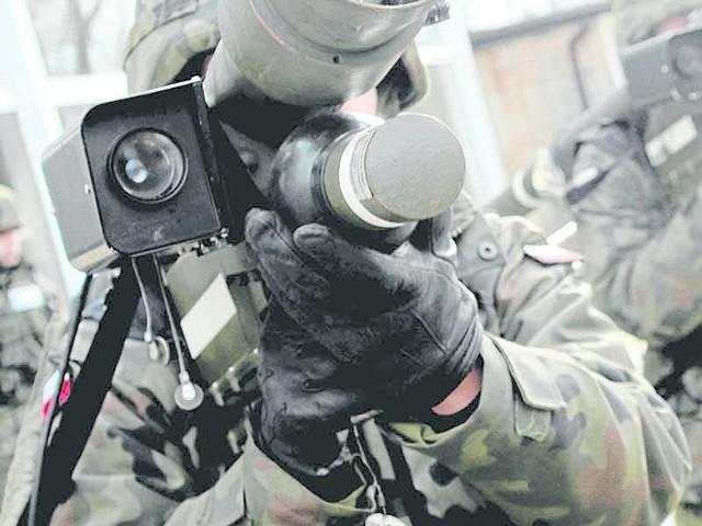 Przed Koszalińską Biblioteką Publiczną będzie można zobaczyć sprzęt wojskowy