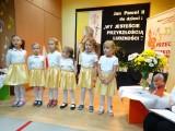 Przegląd Przedszkolnej Piosenki Religijnej. Najmłodsi ostrowianie śpiewali o papieżu. Zdjęcia