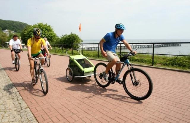 Na razie jazdę rowerem zadeklarowało 125 firm