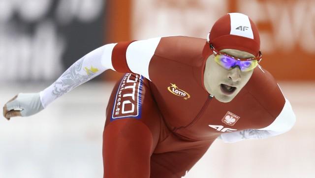Jan Szymański wspólnie z kolegami z reprezentacji stanął na najniższym podium czempionatu Starego Kontynentu