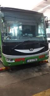 MPK w Częstochowie testuje autobus elektryczny z Czech. Dzisiaj znajdziecie go na linii nr 27 ZDJĘCIA
