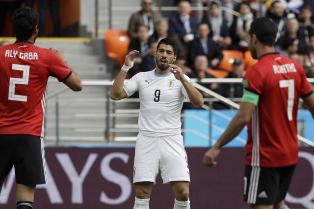 MŚ 2018: Urugwaj pokonał Egipt 1:0