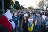 Marsz Pamięci Powstania Warszawskiego 2019 [ZDJĘCIA] Mieszkańcy uczcili pamięć ofiar Rzezi Woli
