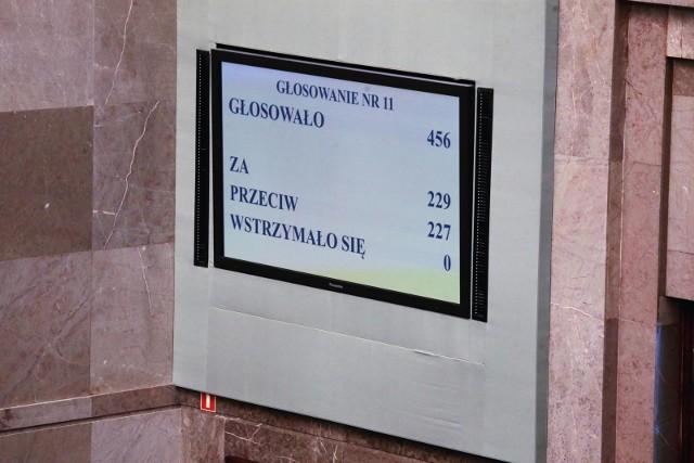 Reasumpcję głosowania reguluje art. 189. regulaminu Sejmu. Kiedy można przeprowadzić reasumpcję głosowania: W razie gdy wynik głosowania budzi uzasadnione wątpliwości; Wniosek może być zgłoszony wyłącznie na posiedzeniu, na którym odbyło się głosowanie; Sejm rozstrzyga o reasumpcji głosowania na pisemny wniosek co najmniej 30 posłów; Reasumpcji głosowania nie podlegają wyniki głosowania imiennego.