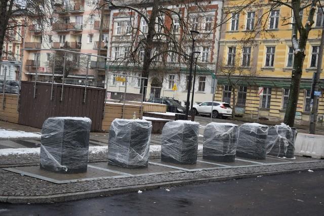 Budowa śmietników trwała dwa miesiące. Kosztowała kilkaset tysięcy złotych.