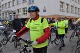 Rowerzyści przejechali przez miasto na Wyspę Słodową [ZDJĘCIA]