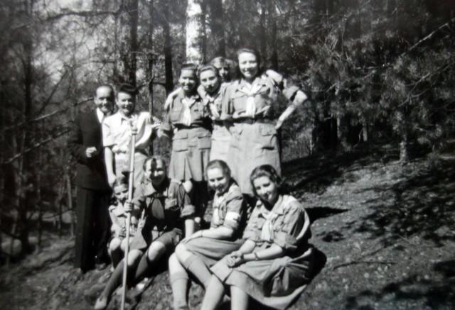 Dramat sprzed lat: 22 harcerki utonęły w Jeziorze Gardno