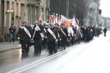 Obchody 37. rocznicy wprowadzenia stanu wojennego w Łodzi