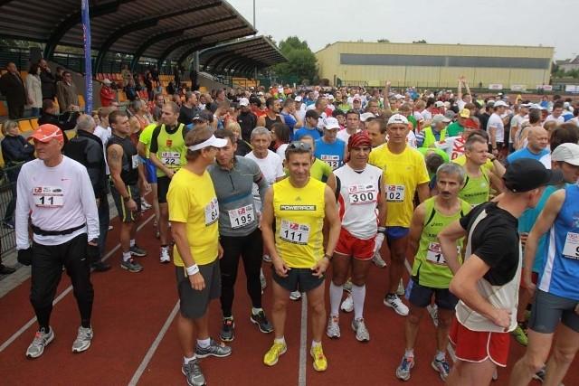 Półmaraton w Łowiczu 2013, czyli XXXII Łowicki Półmaraton Jesieni