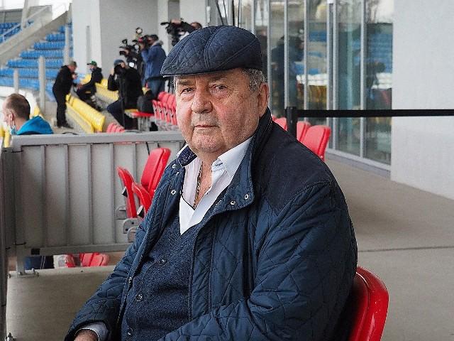 Główny sponsor Orła Witold Skrzydlewski mówi o magii premii za awans działającej na żużlowców łódzkiego teamu