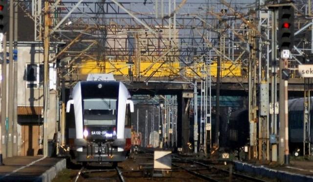 Remont trasy kolejowej z Poznania do Warszawy rozpocznie się w czerwcu