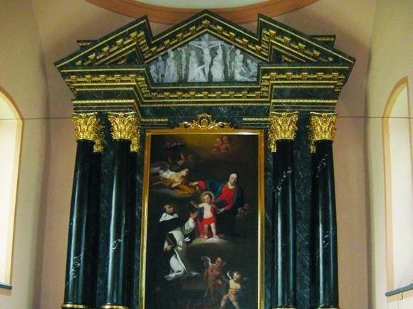 Cudowna hostia będzie wystawiona w wyremontowanej kaplicy Matki Bożej Różańcowej