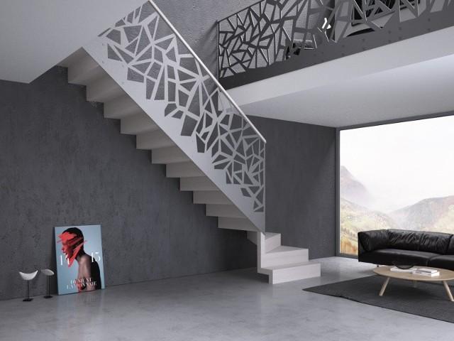 Balustrada wykonana z blachyBalustrada wykonana z blachy ze wzorami wycinanymi laserowo to nowoczesne rozwiązanie. Dopiero wchodzi na rynek.