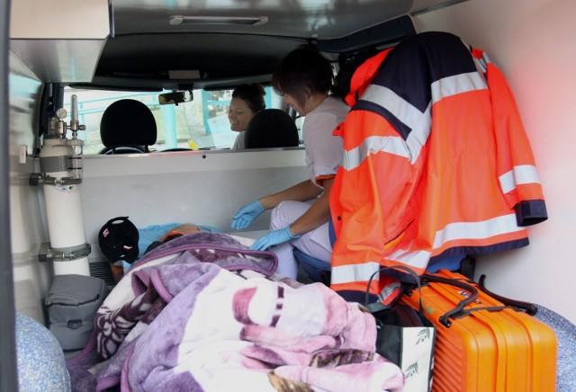 Szpital im. Konopnickiej nie ma karetki transportowej, do której oprócz małego pacjenta, lekarza, pielęgniarki i kierowcy zmieszczą się rodzice