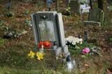 Najsmutniejsza część cmentarza na Junikowie - zaniedbane i zniszczone groby dzieci [ZDJĘCIA]