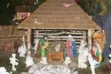 Szopka bożonarodzeniowa w Warcie gotowa [ZDJĘCIA]