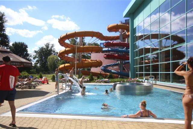 Aquadrom w Rudzie Śląskiej to jeden z największych wodnych obiektów w okolicy. Zobacz kolejne zdjęcia. Przesuwaj zdjęcia w prawo - naciśnij strzałkę lub przycisk NASTĘPNE