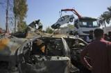 Masakra w Iraku. Eksplodowała ciężarówka z materiałami wybuchowymi