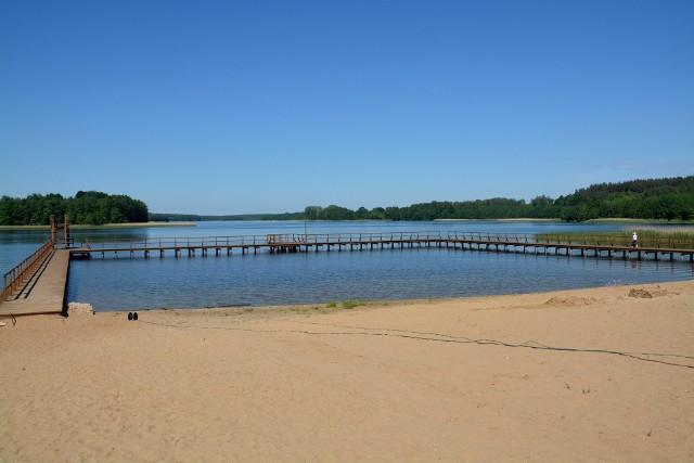 Woda w kąpielisku nad Jeziorem Sępoleńskim odpowiada wymogom sanitarnym
