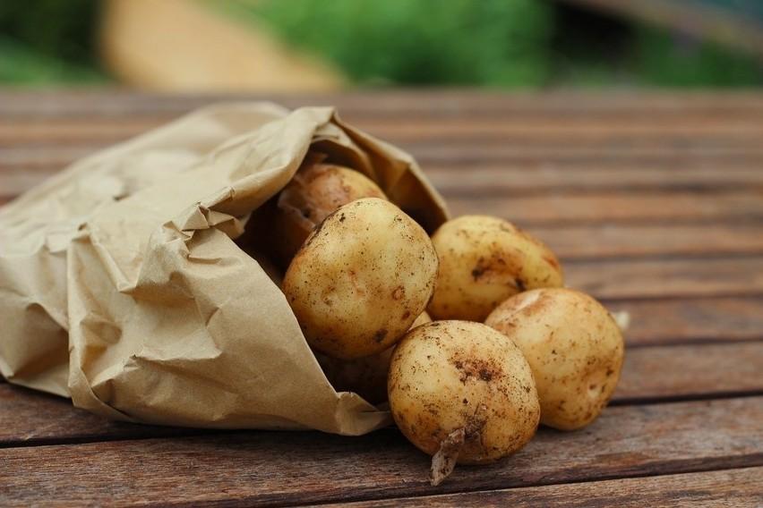 Ziemniaki zawierają cenne minerały i witaminy, dzięki którym...