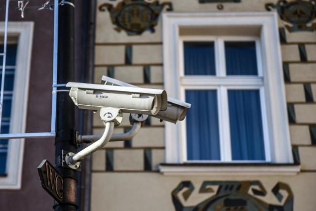 Sprawców kradzieży udało się namierzyć dzięki miejskiemu monitoringowi.