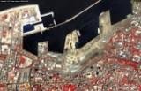 Eksplozja w Bejrucie widziana z kosmosu. Zobacz, jak ogrom zniszczeń widzą oczy satelitów Sentinel [ZDJĘCIA przed i po wybuchu]