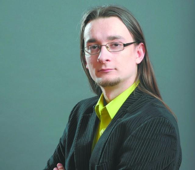 Na tym polega przedsiębiorczość, że zna się ryzyko i robi wszystko, aby je zniwelować - mówi Kamil Cebulski