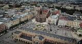 Kraków z lotu ptaka. Niesamowity film pasjonatów