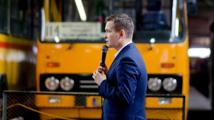 Michał Jaros: To początek kampanii... walki z korkami