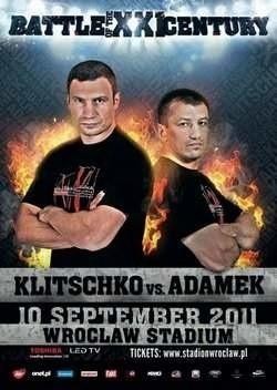 Obejrzyj walkę Adamek-Kliczko za darmo.