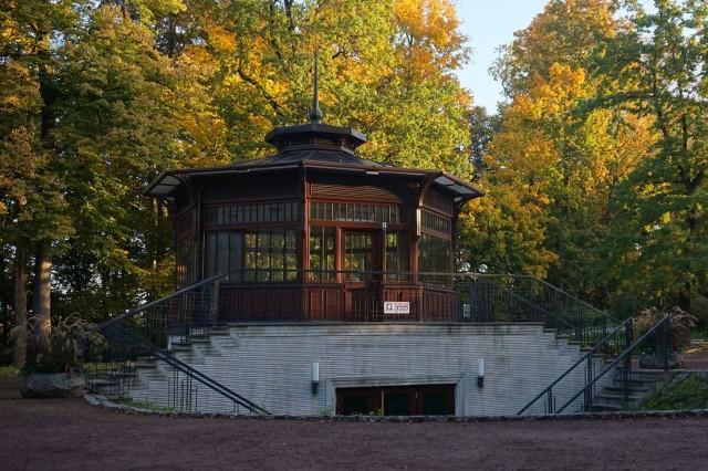 Kawiarenka w jastrzębskim Parku Zdrojowym niedługo znów będzie tętnić życiem.