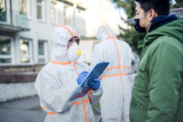 Chiny. Znów dochodzi do zarażeń na terenie kraju? Jest pierwszy pacjent z koronawirusem, który nie wrócił z zagranicy