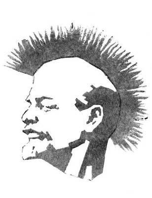Lenin owłosiony