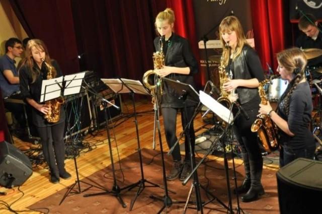Sax Girls z Leśnicy.