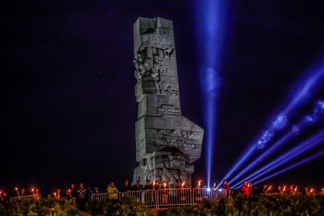 01.09.2017 Gdańsk Westerplatte - obchody 78. rocznicy wybuchu II wojny światowej