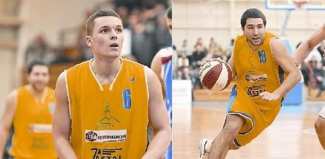 Jarosław Kalinowski i Maciej Raczyński to dwaj ostatni krajowi zawodnicy, którzy podpisali kontrakt z Zastalem